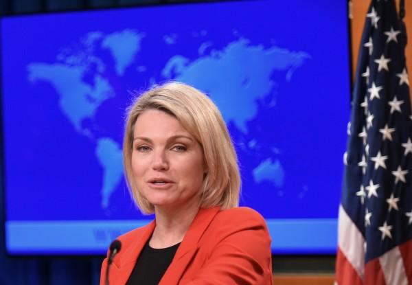 美國國務院表示,台灣因應全球挑戰擴大自身貢獻,以及台灣受到打壓之際,仍然適當參與國際事務,「美國將會繼續支持台灣」。(法新社資料照)