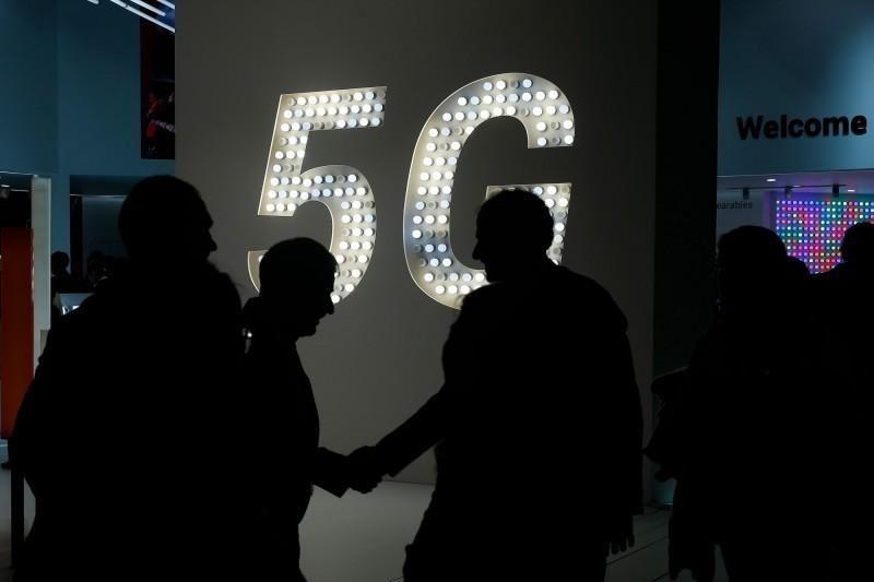 陳其邁宣布,我國5G網路將趕在今年底或明年初建置完畢。(法新社)