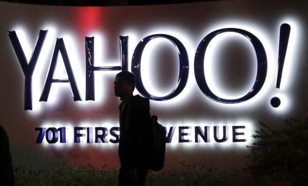 雅虎(Yahoo! Inc.)發生嚴重資安事件,高達5億筆帳號的資料遭人竊取。(美聯社)