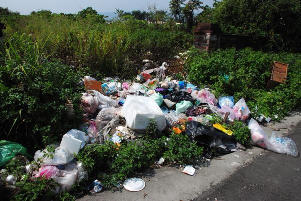亂丟垃圾會被罰,罵人「垃圾」也會被罰。圖與新聞無關。(資料照)