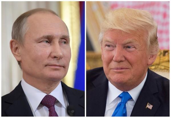 俄羅斯總統普亭不避諱美國的「通俄門」事件尚在調查,於本週四一場演講中宣稱,川普有足夠的能力當總統,他不需要建議;而美國人也應該尊重他們選出來的總統。(路透社)