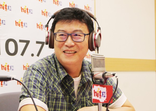 姚文智今接受廣播專訪時表示,只要選輸就退出政壇。(Hit Fm提供)