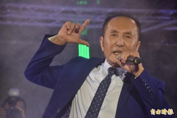 無黨籍台南市長參選人林義豐原訂今晚舉辦粉絲見面會,但團隊溝通出錯,他人在日本,見面會緊急喊卡。(資料照)