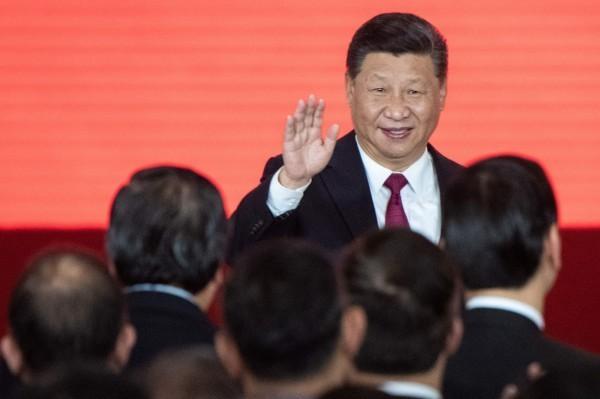 中國國家主席習近平(見圖)先前也曾發表演說,稱中國被許多人認為是世界上最安全的國家之一。(法新社)