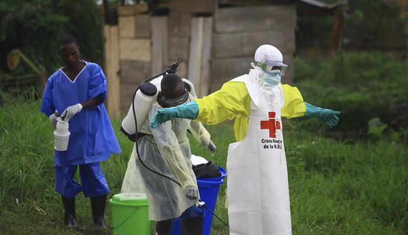剛果民主共和國北基伍省首府戈馬(Goma)也出現伊波拉病例,這是去年8月剛果東部爆發疫情以來,受到影響的最大城市。(美聯社)