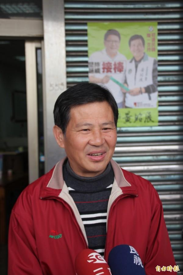屏東三選區國民黨則將與無盟合作,禮讓議員黃昭展以無黨籍身份參選。(資料照,記者陳彥廷攝)