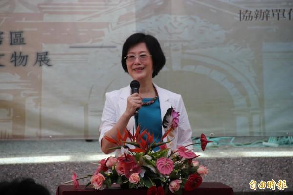 法務部長羅瑩雪指出,有人說執行死刑無法解決問題,但以目前社會狀況,死刑是選項之一。 (資料照,記者黃文鍠攝)