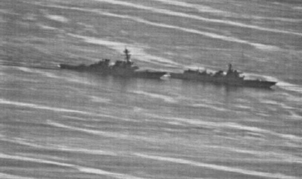 波頓警告中國,美國戰艦指揮官有權進入交戰狀態,勿再以相同手法挑釁美軍。(圖擷取自美國海軍)