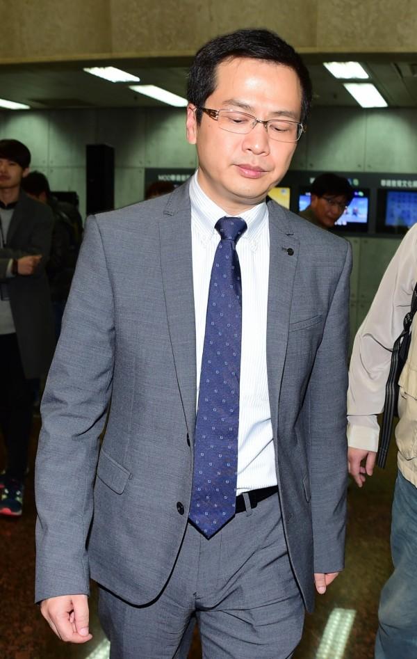 羅智強認為國民黨修辭太優雅,只能任由對手亂砍。(資料照,記者潘少棠攝)