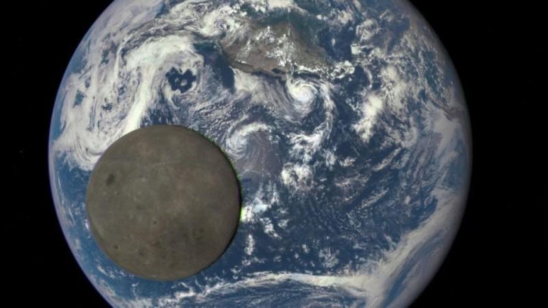 [月亮持續縮小! NASA:恐引發越來越多強震][自由時報][2019-05-14]