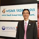 曾擔任台灣獸醫會會長的江世明,日前獲選為台灣首位世界獸醫大會會長,將於8月赴韓國就任。(圖擷自網路)