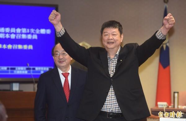 陳雪生認為,服務選民是民代的天職,喬病床代表關心民眾的健康。(資料照,記者簡榮豐攝)