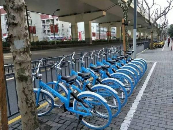 中國共享單車「小鳴單車」正式宣告破產。(圖擷自中華網)
