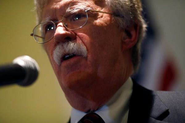 波頓表示,若ICC試圖指控美國人在阿富汗犯下戰爭罪,那美國將會對ICC祭出制裁,以保護美國公民。(路透)