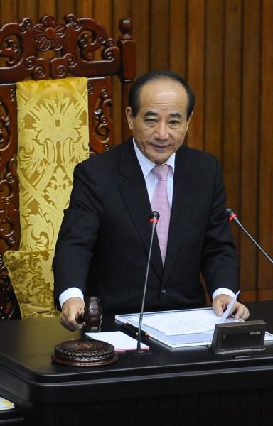立法院長王金平指示立法院撥出250萬元,初步規劃給每位亡者2萬元、傷者5千元的慰問金。(記者張嘉明攝)