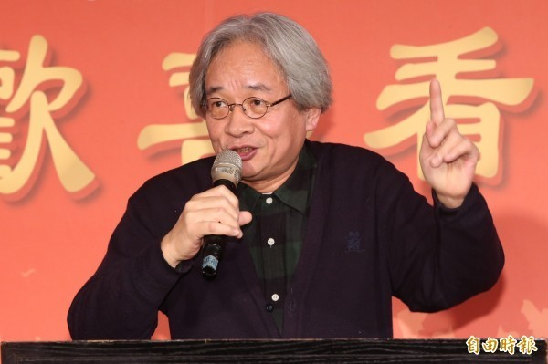在網友整理的「台灣罵人價目表」中,罰款金額最高的,並非一般用來罵人的語句,而是作家馮光遠形容馬英九與金溥聰的「特殊性關係」。(資料照,記者陳逸寬攝)