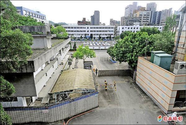 台北市六張犁資通電軍指揮部表示,今(24日)凌晨2時於六張犁營區發生火警。(資料照)