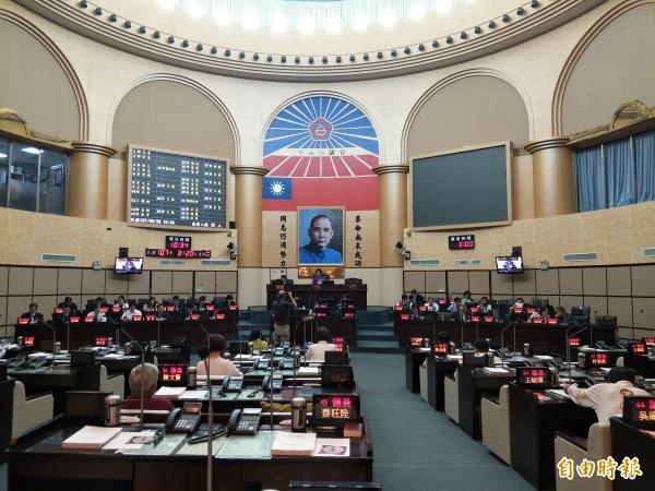 11月九合一選舉中,台南市議員選戰也有許多新鮮面孔,其中不乏「政二代」。(資料照)