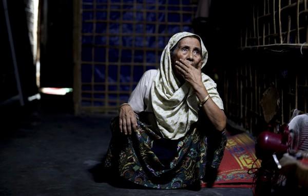 人口老化及老年貧窮,是許多國家需要面對並解決的一個課題。(美聯社,資料照)