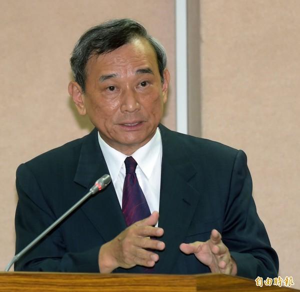 面對彩虹旋風,法務部政務次長陳明堂表示,各國國情不同,目前暫不考慮。(資料照,記者王敏為攝)