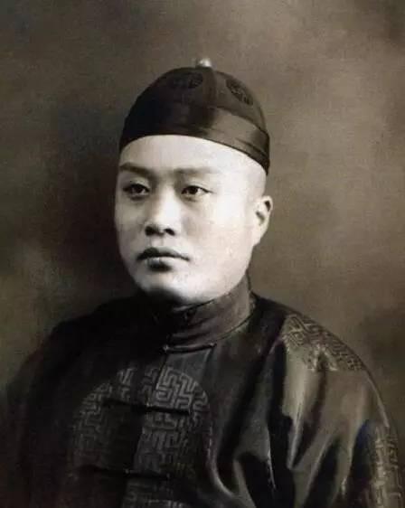 中國最後一位狀元劉春霖。(圖擷取自中國網)