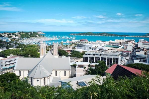 根據最新民調,大多數新喀里多尼亞居民反對獨立。(美聯社)