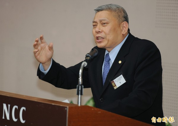 蔡衍明在「兩岸和平創富論壇」致詞表示,台灣人反中是因為「威權時代國民黨教育太成功了」,大家都是蔣介石的信徒,因此將仇共的心態轉變成反中。(資料照,記者廖振輝攝)