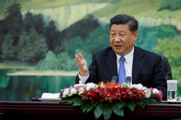 哈佛大學提供給美國國務院的一份報告指出,中國強推的「一帶一路」計畫,其實是向周邊弱小國家的「戰略貸款」,造成多國債台高築。(路透)