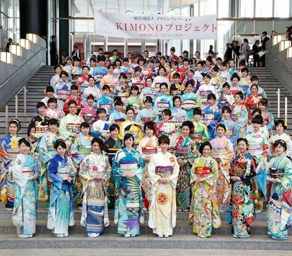 日本政府修法將成人年齡下修至18歲,和服業者相當不滿。(圖擷自Instagram)