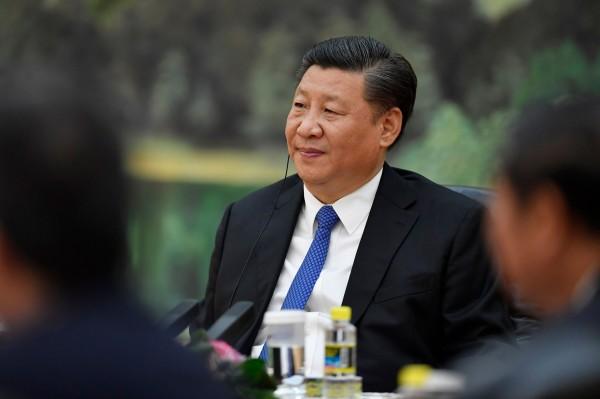 中共的影響力正進入在中國的外資企業內部。圖為中共總書記習近平。(法新社)