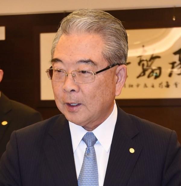 許勝雄去年12月初時曾表示,希望一例一休法案盡速通過。(資料照,記者劉信德攝)