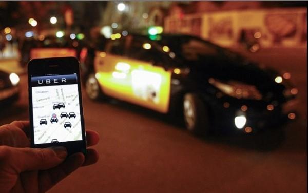 人妻偷情完叫Uber離開,結果司機就是自己的老公。示意圖,與本文內容無關。(法新社)