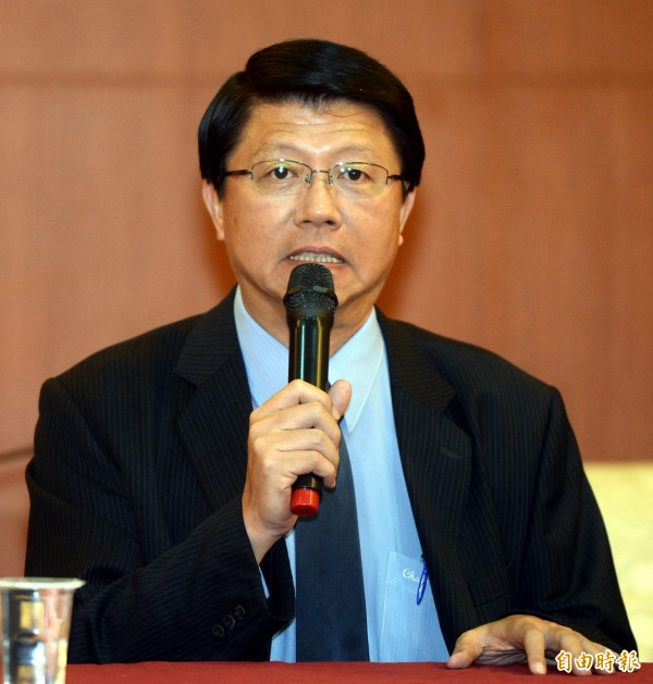 國民黨選對會今天中午通過,在艱困選區的台南市,市黨部主委謝龍介親自領軍出征,將接受徵召參選台南市第三選區立委。(資料照,記者林正堃攝)