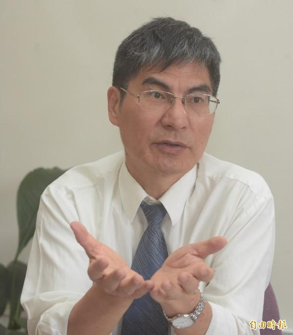 台灣大學學術副校長陳良基。(資料照,記者黃耀徵攝)