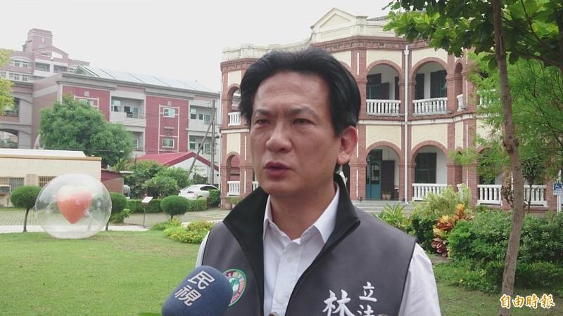 賴清德陣營發言人林俊憲表示,絕對不會找中執委來連署提案,他們(賴清德陣營)會支持黨中央、卓榮泰主席的提案。(資料照)
