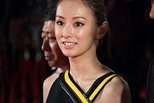 北川景子拿下青少年「最想擁有的名人臉龐」第三名。(圖擷自維基)