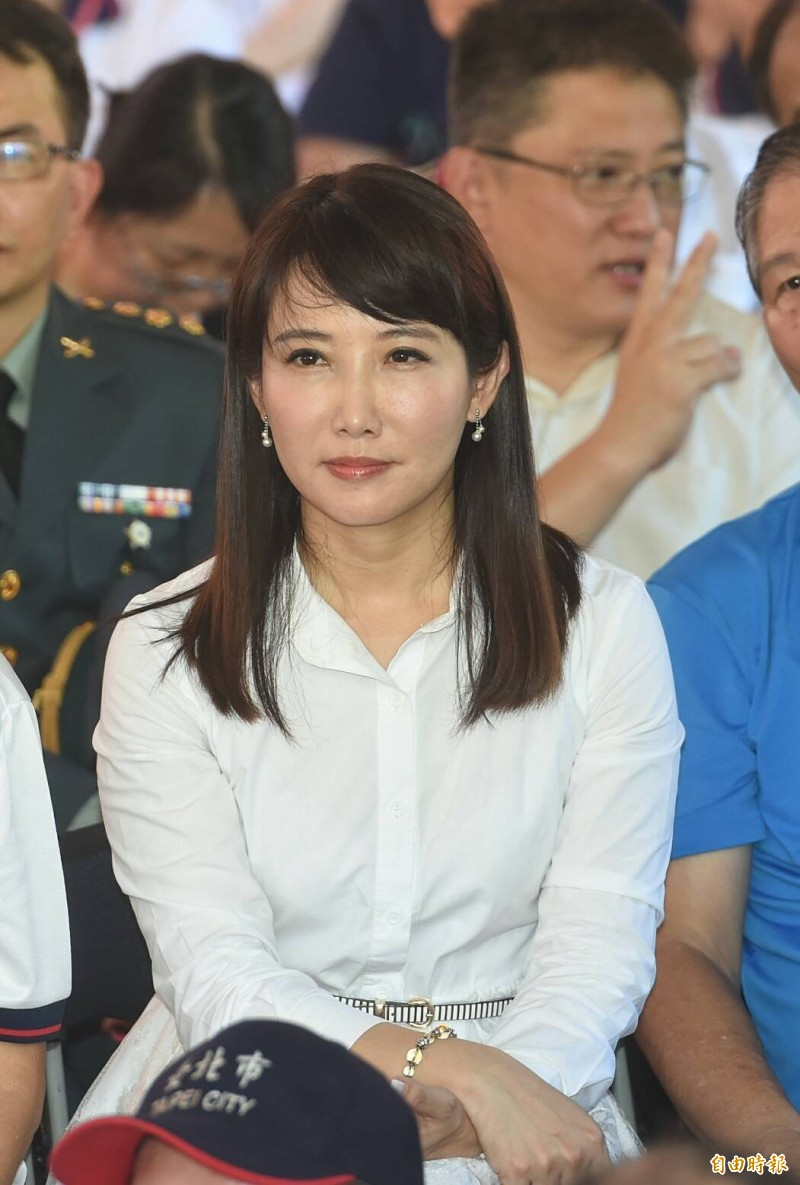 永齡基金會副執行長蔡沁瑜。(記者劉信德攝)