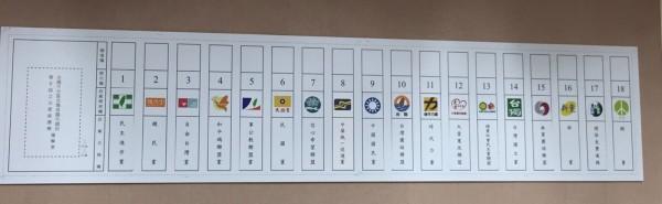 本屆國會確定跨過政黨不分區立委5%門檻的政黨,僅有民進黨、國民黨、親民黨與時代力量,4個政黨拿下總計34席不分區立委。(中央社)