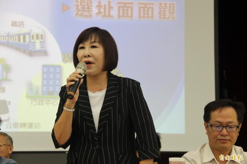 國民黨立委呂玉玲抨擊,現任外交部長吳釗燮居然還能厚著臉皮接受慰留,這種「外交奇蹟」只在台灣發生。(資料照)
