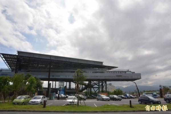 羅東文化工場是黃聲遠重要作品之一。(資料照,記者游明金攝)
