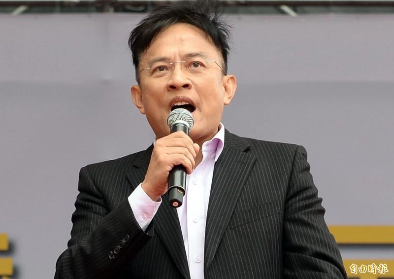 有傳聞指政論節目主持人彭文正可能參選台南第6選區。(資料照)