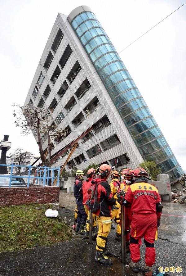 日本藏壽司有感於花蓮強震,多處建物倒塌與民眾傷亡,今天宣布捐贈100萬元。(資料照)