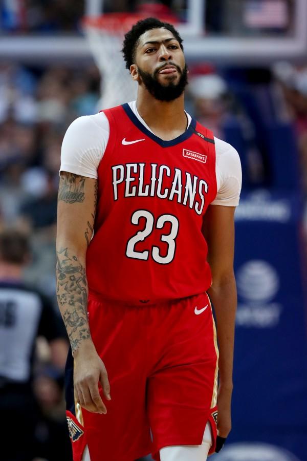 NBA》「一眉哥」留不留? 鵜鶘有對策