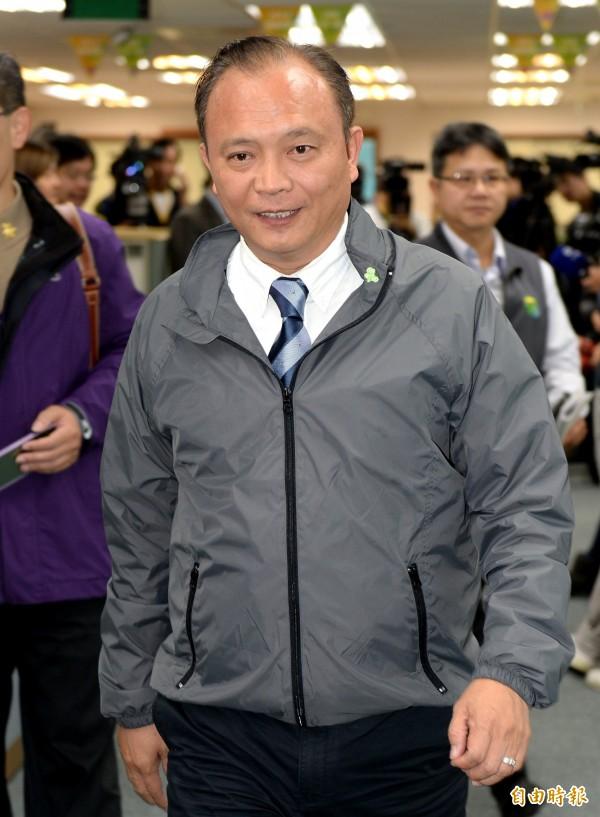 台南市長賴清德遭監察院彈劾,宜蘭縣長林聰賢認為,台灣有許多爭議,遲遲等不到公正的答案,監察院在此時選擇性辦案,「實在令人遺憾」。(資料照,記者林正堃攝)