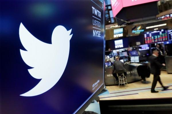 美國社群媒體「推特」傳遭中國網警進逼。(美聯社)