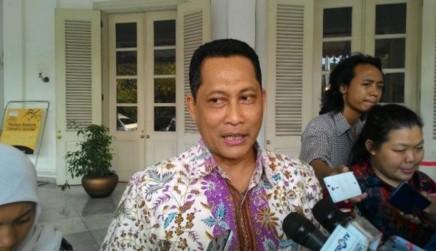 印尼緝毒局局長布迪認為,印尼毒品問題和鄰國菲律賓一樣糟糕,主張強硬執法。(圖擷自推特)