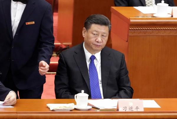 中國政協委員提議,國家領導人應帶頭穿漢服。(路透)