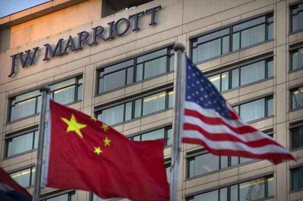 美中展開關稅大戰,中國向WTO申訴要求和美國協商。(美聯社)
