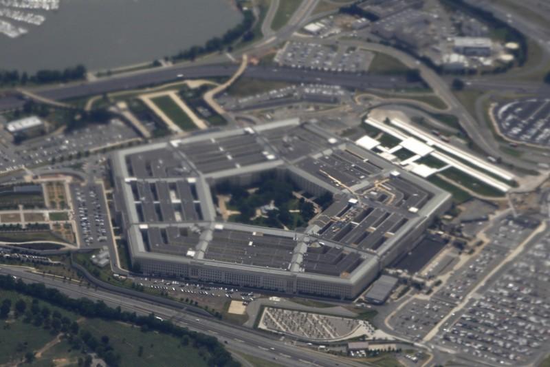 美國國防部18日宣布,將再給予烏克蘭2.5億美元的軍援。圖為美國國防部所在地五角大廈。(美聯社)