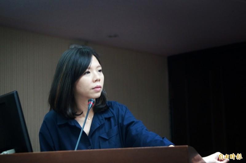 洪慈庸不滿王浩宇攻擊同袍黃國昌,在臉書重砲抨擊。(資料照)